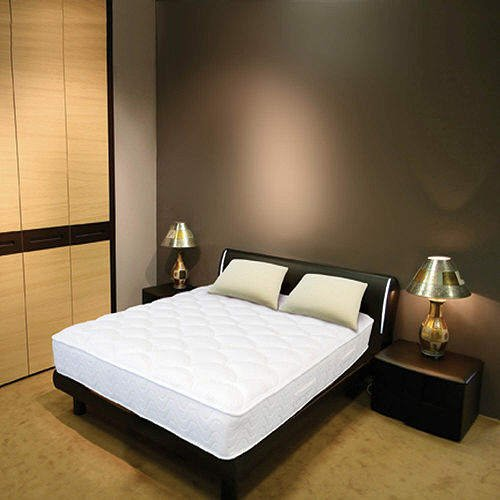 13″ Euro Top Spring Mattress & Box spring & bed Frame Set