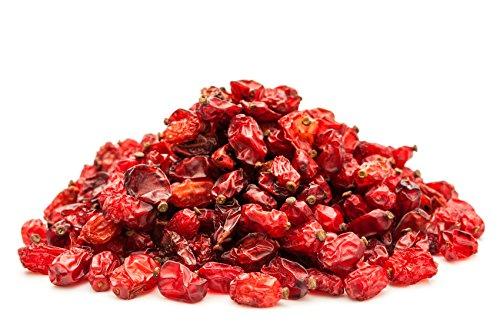 Image of Berberitzen | getrocknet |Vitamine und Mineralstoffe| sauer | 250g Frischebeutel | Qualitätsware - 100% Naturell | Naturbelassen | aromatisch | Berberitzen getrocknet | ungesüsst | ungezuckert | ungeschwefelt| unbehandelt | ohne Konservierungsstoffe | ohne Farbstoffe | ohne Zucker| Natur | getrocknet | Müsli | Trockenfrüchte | Vitalsnack | Vitalesia
