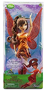 "Disney Fairies Legend of the Neverbeast Fawn 10"" Doll"