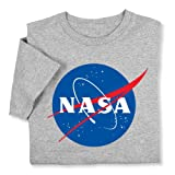 NASA Logo T-shirt, Large