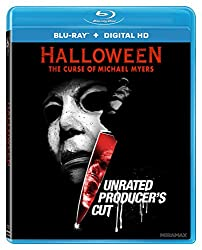 Halloween VI: The Curse of Michael Myers (Unrated Producer's Cut) [Blu-ray] from LIONSGATE