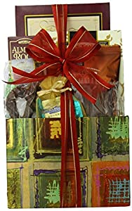 Broadway Basketeers Happy Birthday Chocolate Gift Basket