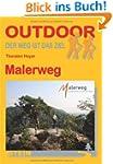 Deutschland: Malerweg (OutdoorHandbuch)