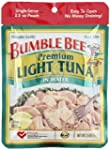 Bumble Bee Chunk Light Tuna, 2.5-Ounc...