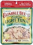 Bumble Bee Chunk Light Tuna In Water,...