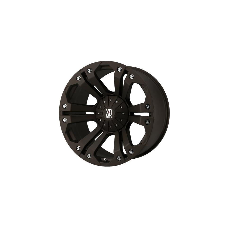 XD Series 778 Monster Bronze CU50 Wheel (22x9.5/6x135mm)