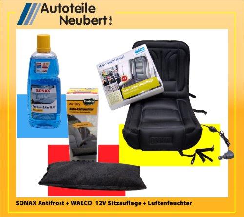 Scheibenfrostschutz + Auto-Luftentfeuchter +