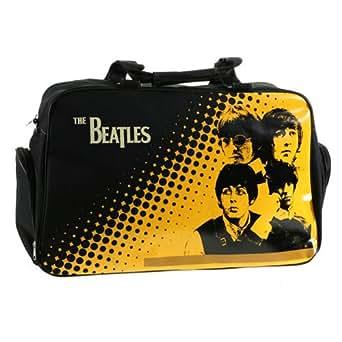 Sac de voyage Beatles jaune
