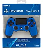 Manette Playstation 4 - Dualshock 4 Bleue [import europe]