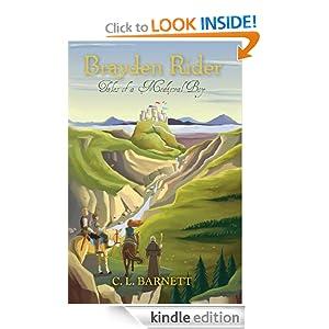 Brayden Rider: Tales of a Medieval Boy