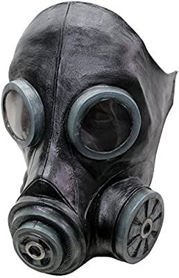 Gas Mask Model: Smoke Mask from Morris Costumes :: Gas Mask Bag :: Army Gas Masks :: Best Gas Mask