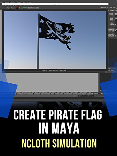 maya-ncloth-tutorial-pirate-flag-dynamic-simulation-ncloth-cache