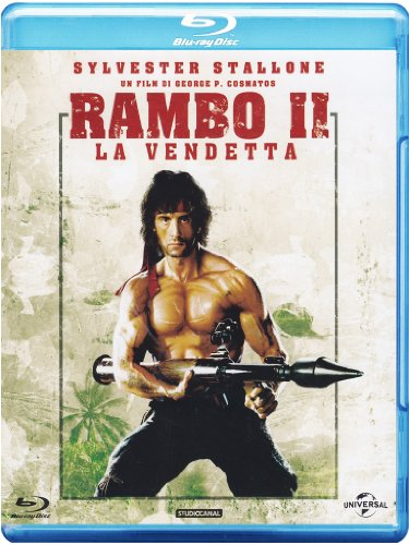 Rambo II - La vendetta [Blu-ray] [IT Import]