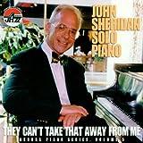 echange, troc John Sheridan - They Can't Take That Away From Me: Arbors Piano 5
