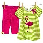 Flamingo Legging Set