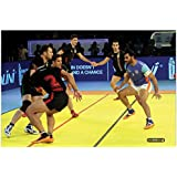 Pics And You Kabaddi Anup Kumar 156 Laptop Skin (3M/Avery Vinyl, 15x10 Inches) - SP156