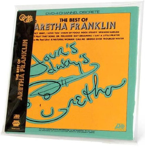 The Best of Aretha Franklin (Quadraphonic Mix)