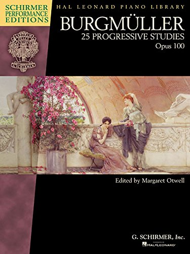 Burgmuller: 25 Progressive Studies, Op. 100 (Schirmer Performance Editions)