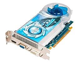 HIS Radeon HD 6570 IceQ 1 GB (128bit) DDR3 HDMI DVI-D (HDCP) VGA PCI Express X16 2.1 Video Card (H657QO1G)