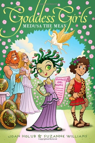 Image of Medusa the Mean (Goddess Girls)