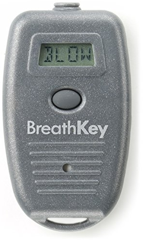 BreathKey with Professional Grade Sensor - World's Smallest Breathalyzer