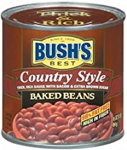 Bush39s Best Country Style Baked Beans 16 oz Pack of 12