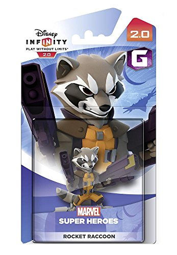 Disney Infinity 2.0 - Figura Rocket Raccoon