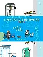 Paris : Livre-tapis d'activités