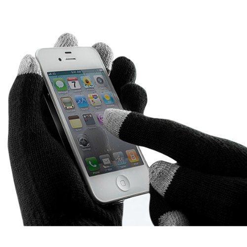 Unisex Mens Ladies Winter Touch Screen Magic Gloves Ipad Iphone Htc Smart Phone