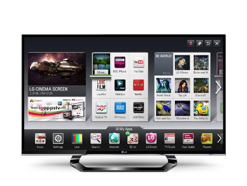 LG 47LM660T 47-inch Widescreen Full HD 1080p
