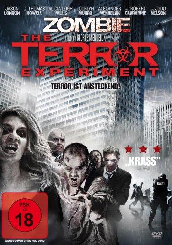 Zombie: The Terror Experiment