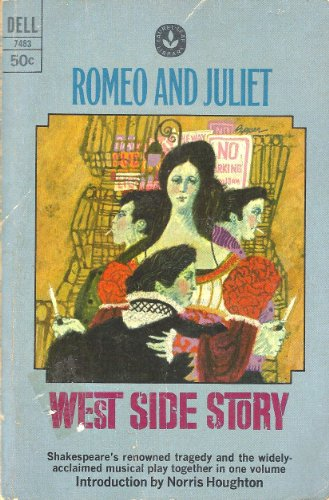 west side story a more violent side of romeo and juliet Everything you ever wanted to know about the quotes talking about hate in romeo and juliet see more famous quotes from literature in west side story.