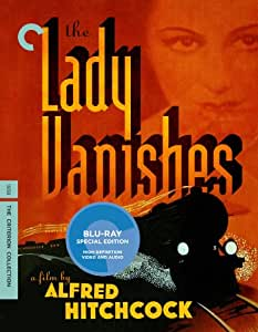 The Lady Vanishes (Criterion Collection Special Edition) [Blu-ray]