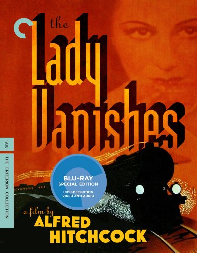 Cover art for  The Lady Vanishes (The Criterion Collection) [Blu-ray]