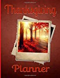Thanksgiving Planner: Office Equipment & Supplies For Daily Success & Inspiration
