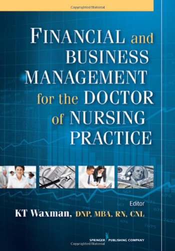 Financial and Business Management for the Doctor