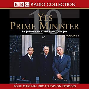 Yes Prime Minister Radio/TV Program