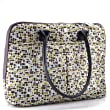 14 inches Ladies Carrying Shoulder Laptop Bag Briefcase Purse With Pattern