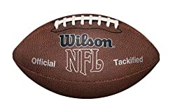 Wilson NFL MVP Football Official Size