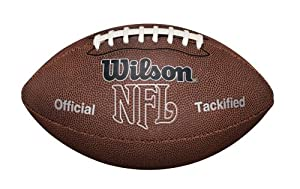 Wilson NFL MVP Football by Wilson