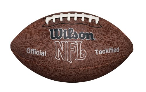 Wilson F1415 NFL MVP Football (Official Size) (Football Ball Nfl compare prices)