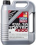 Liqui Moly 3741 Huile moteur Top Tec 4300, 5 W-30, 5 l