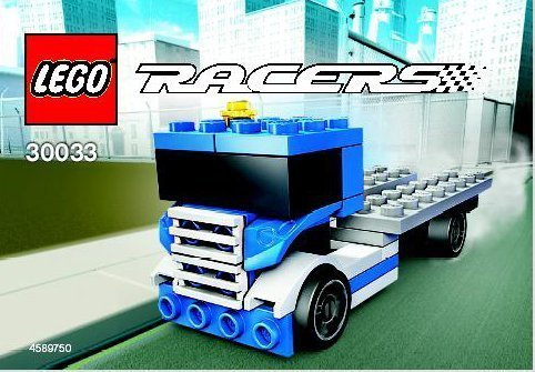 Lego Racers Mini Set 30033 Truck (Bagged) - 1