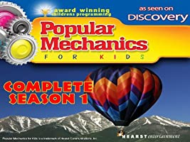 Popular Mechanics For Kids - Complete Season 1