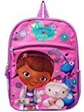 Disney Doc Mcstuffins Large Backpack School Bag - 16 Inch