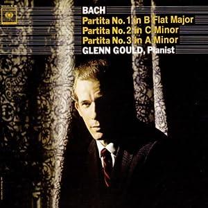 Bach - Partitas Nos 1, 2 & 3