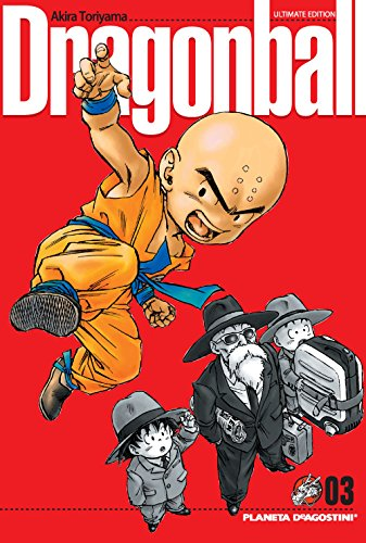 Dragon Ball nº 03/34 (Manga)
