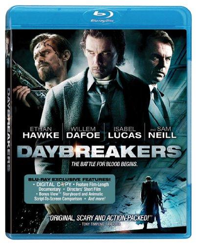 Торрент воины света daybreakers 2009 bdrip