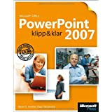 Microsoft Office PowerPoint 2007, klipp & klarvon &#34;Klaus Fahnenstich&#34;