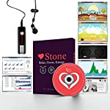 Biofeedback Stone Pro: Software and Games, Relaxation, Meditation, Breathing Tehniques for Anxiety and Stress